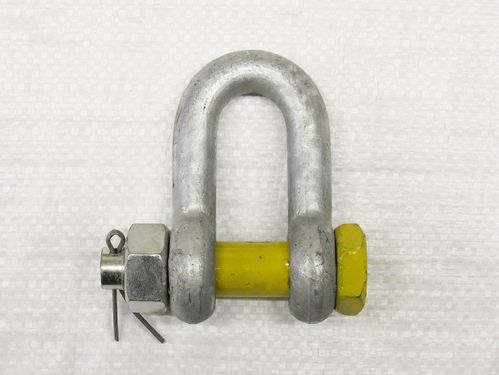 Upset Forged Dee Shackles With Safety Pin (US Specification)